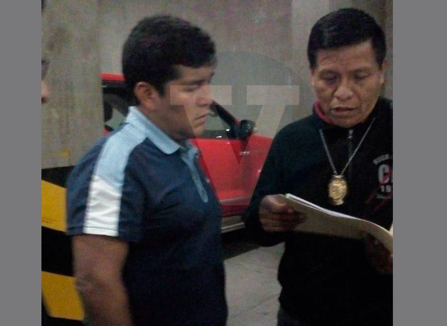 Director de AEVivienda de Chuquisaca fue aprehendido en el mercado Central de Tarija