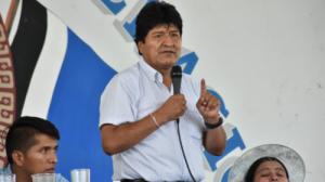 Evo dice que EEUU no tiene moral para aplicar el TIAR en Venezuela