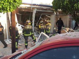 Explosión por acumulación de gas en una clínica de la Ciudad de México