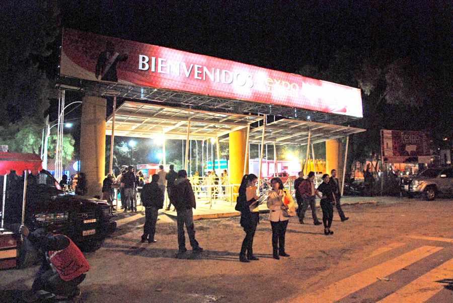 La Fexpo Tarija 2019 abrirá sus puertas con el 100% de los stands vendidos