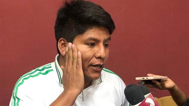 """Cocalero Loza se disculpa por dicho machista: """"Creo que mi error es ser bromista"""""""