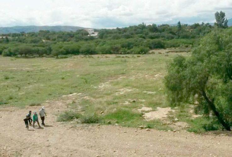 Denuncian loteamientos de tierras agrícolas en el municipio San Lorenzo