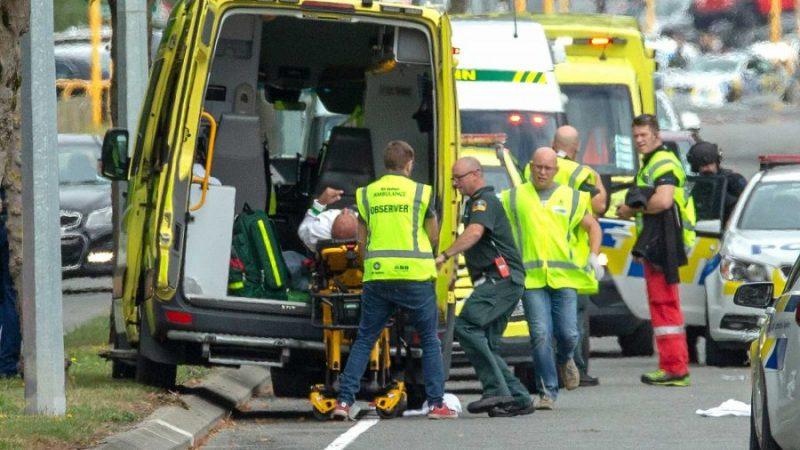 Masacre en Nueva Zelanda: atentados en dos mezquitas dejaron al menos 49 muertos y más de 40 heridos