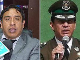 Fiscal de Oruro y policia investigado
