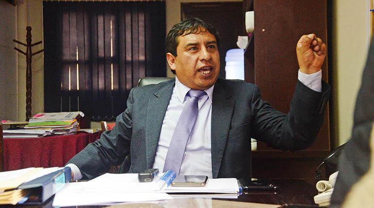 Caso coronel Raña: Fiscal dice que policías temen denunciar y les ofrece garantías