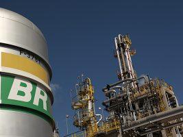 Estatal petrolera de Brasil