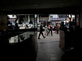 Crisis eléctrica en Venezuela