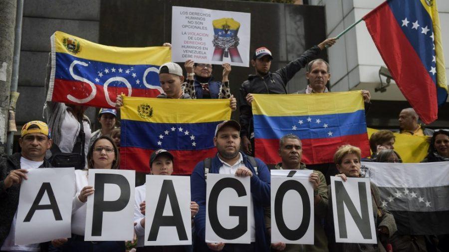 Convocados por Juan Guaidó, los venezolanos protestarán en las calles en el sexto día de apagón