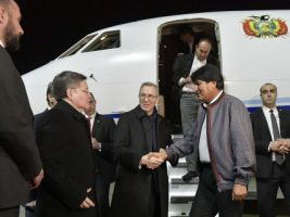 Visitó Viena donde participó en el 62 período de sesiones de la Comisión de Estupefacientes de la ONU