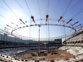 """Bolivia quiere construir su propio """"Wanda Metropolitano"""" para ser subsede del Mundial 2030"""