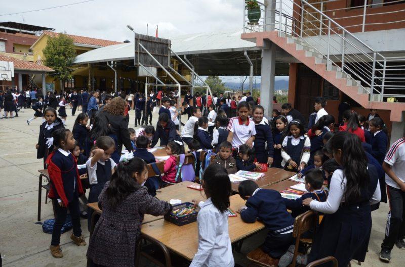 Colegio de Tarija anuncia marcha y exige la aprobación del crédito de Bs. 36.000.000