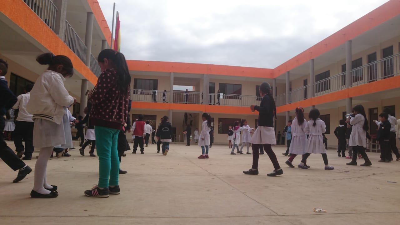 Calendario escolar concluirá el 3 de diciembre en el departamento de Tarija
