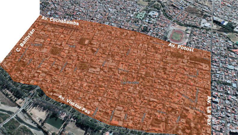 """Reducen la cantidad de calles para el primer día de """"convivencia ciudadana"""" en Tarija"""