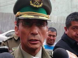 Subcomandante nacional de la Policía