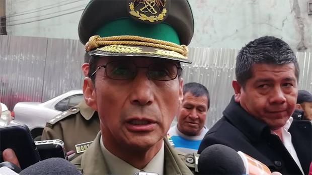 """Subcomandante policial: """"Estamos abiertos a cualquier investigación"""""""