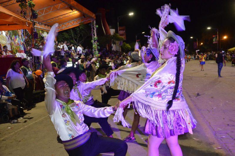 El Carnaval de Tarija atrajo a cientos de turistas tanto nacionales como internacionales, según la Alcaldía