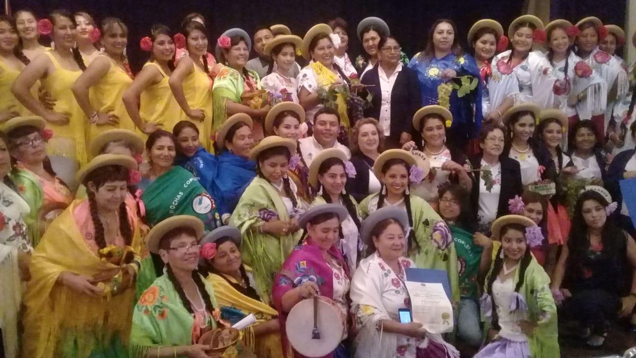 Cámara de Diputados aprueba Ley que reconoce las fiestas de Comadres y Compadres en Tarija como patrimonio