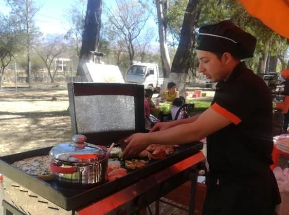 El II festival de comida callejera se realizará el 15 y 16 de marzo en Tarija