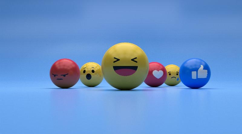 Ahora es más fácil emplear las reacciones en Facebook