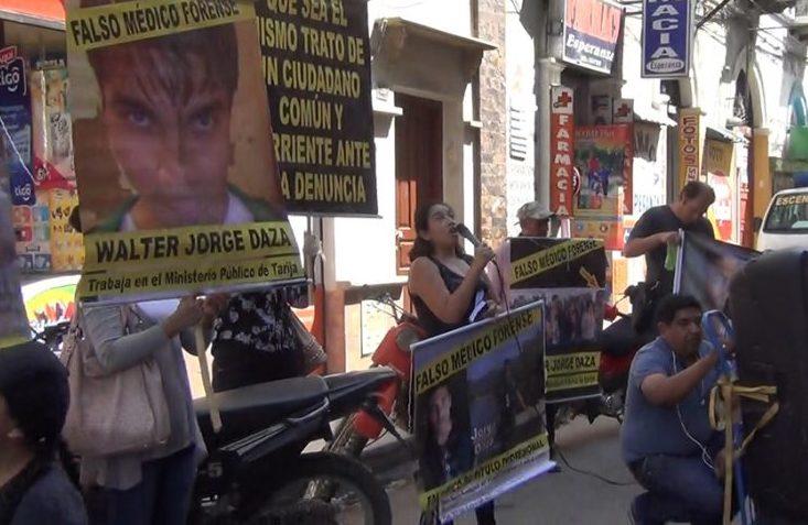 Audiencia cautelar contra ex médico forense de la Fiscalía de Tarija se realizará en Junio