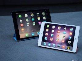 iPad Air nuevo tiene un display de 10,5 pulgadas y cuenta con tecnología True Tone, al igual que el nuevo iPad Mini, de 7, 9 pulgadas
