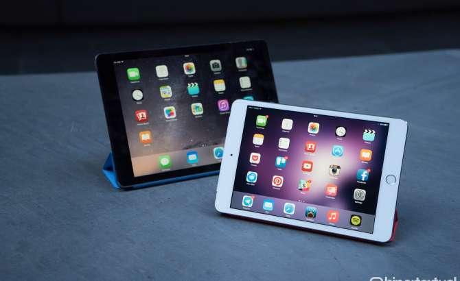 Sin evento ni anuncio previo, Apple lanzó dos nuevos iPad
