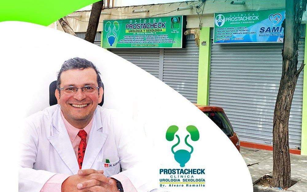 Prostacheck nuevamente lanza la gran campaña de la