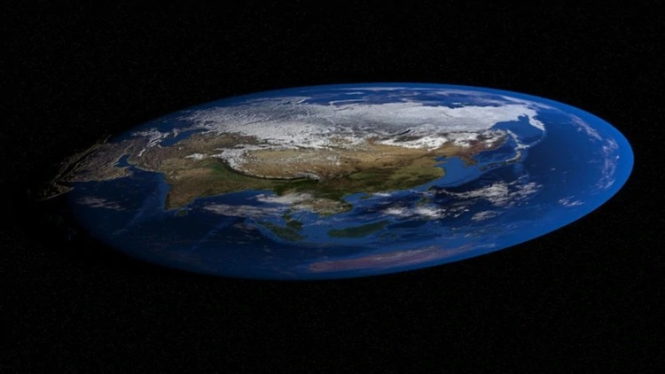 Los terraplanistas no se dan por vencidos: proyectan una expedición hacia el fin del mundo para