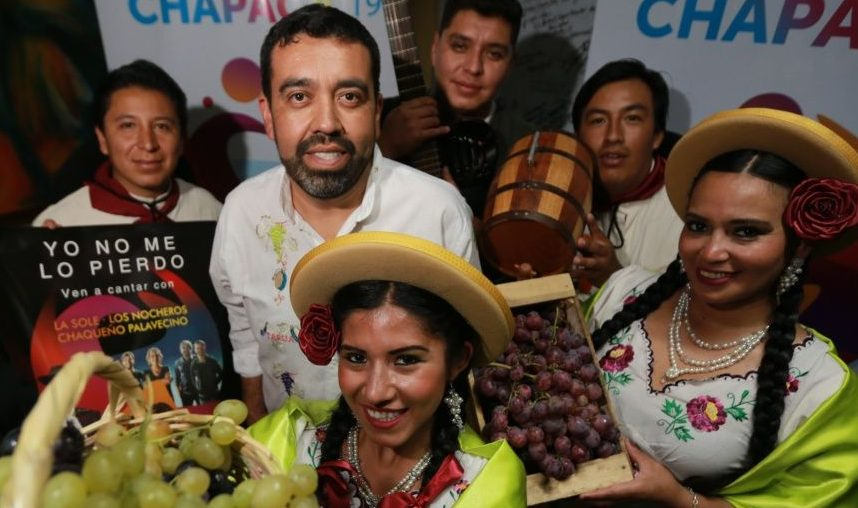 Ruiz invirtió más de 900.000 bolivianos sólo en la contratación de artistas internacionales para La Vendimia