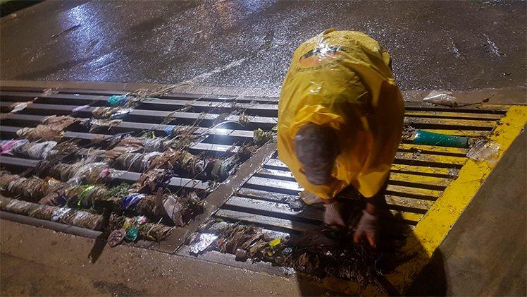 La basura es el principal problema que ocasiona inundaciones en Tarija