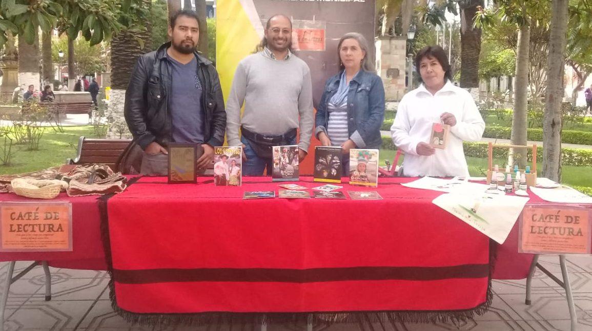 Pintura, literatura y cine, invitan a la feria Cultural