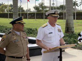Almirante del ejercito de EEUU