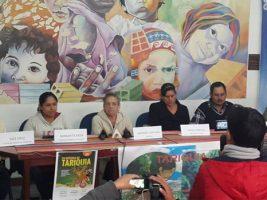 Asamblea de Derechos Humanos Piden unir fuerzas en defensa de Tariquía y 11 reservas