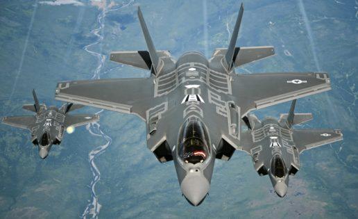 EEUU suspendió la venta del F-35 a Turquía por su compra del sistema antimisiles ruso S-400