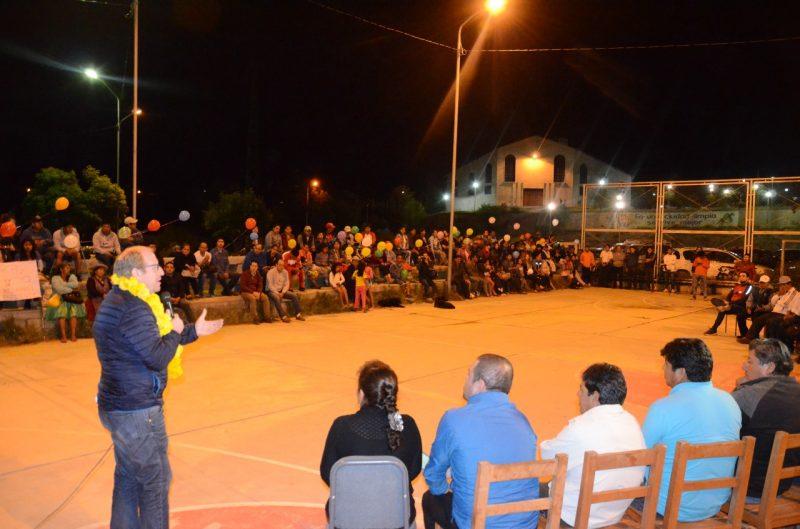 Gobernación de Tarija inicia proyecto de embovedado de la quebrada de la Víbora Negra
