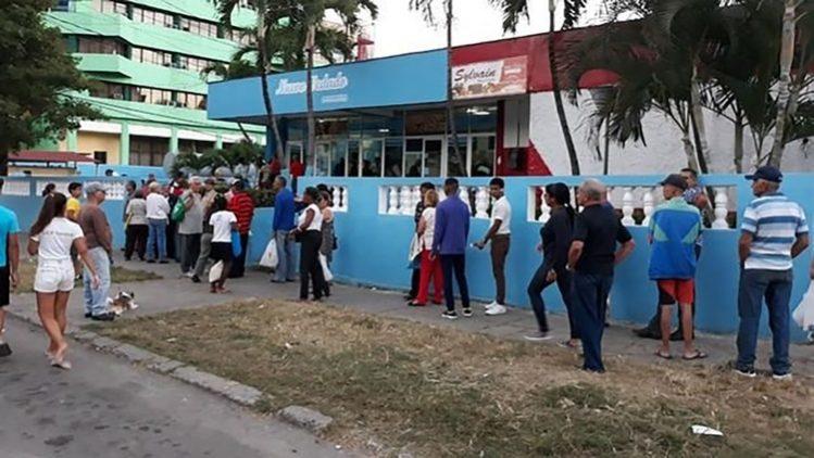 La dura realidad que se vive en las calles de Cuba