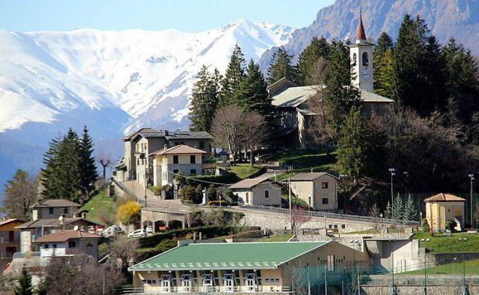 El pintoresco pueblo italiano que fue puesto a la venta para evitar que desaparezca