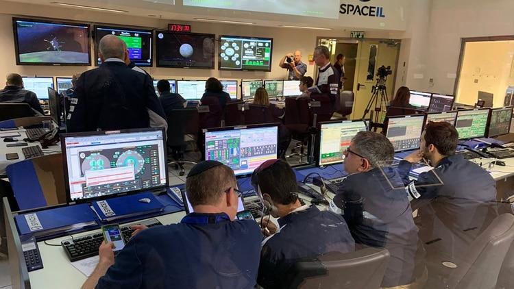 Israel creará una nueva nave espacial para llegar a la Luna