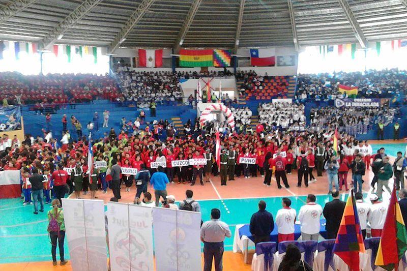 Tarija no participará de los Juegos de la Juventud Trasandina 2019