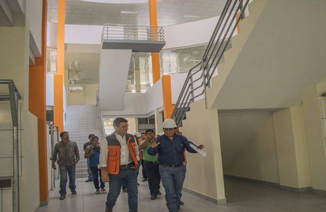 Mercado Bolívar de Tarija será inaugurado el 12 de abril
