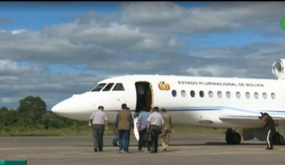 Morales viaja a Dubaí para participar en foro de inversiones de los Emiratos Árabes Unidos