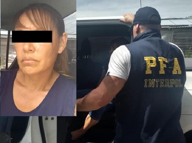 Tramitan traslado de mujer que contrató sicarios para asesinar a su familia en Tarija