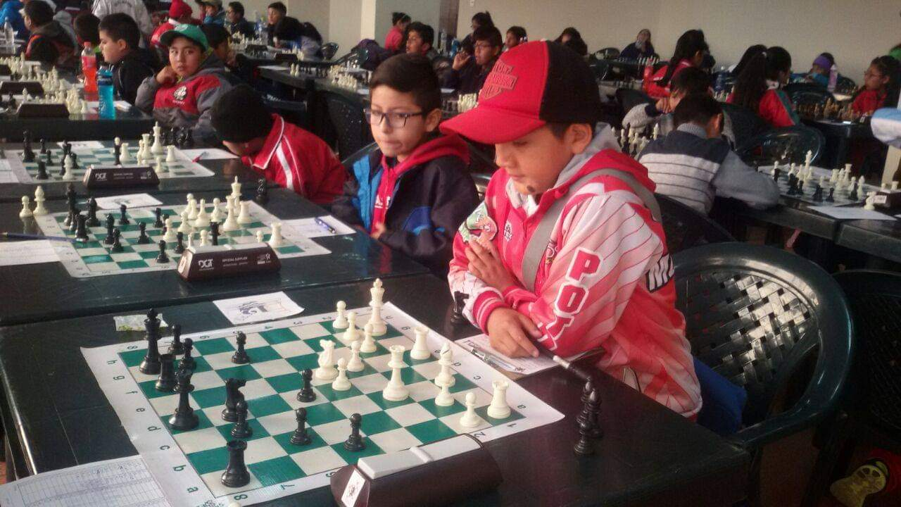 Comienza el Nacional Sub-12 de Ajedrez en Tarija