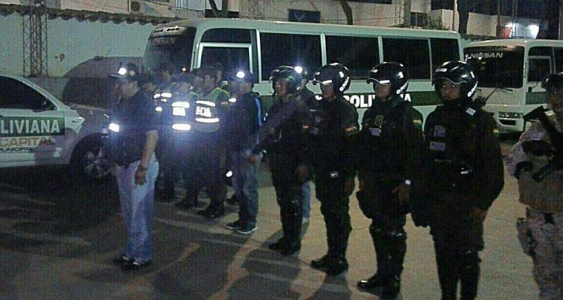 Policía investiga robo de mercadería y dinero de un domicilio en Tarija
