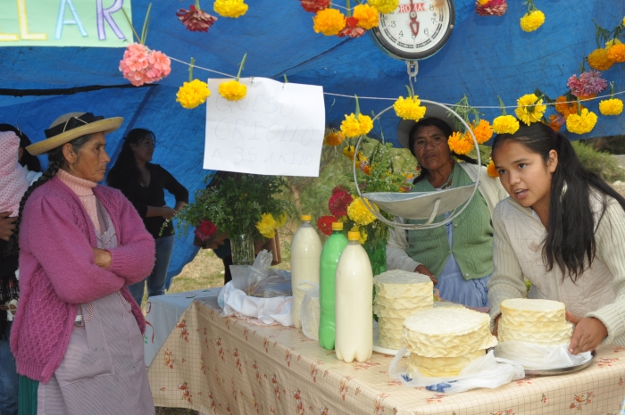 El domingo se realizará el festival del queso y sus derivados en Juntas del Rosario
