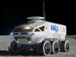 Rover lunar que Japón enviará en la próxima década