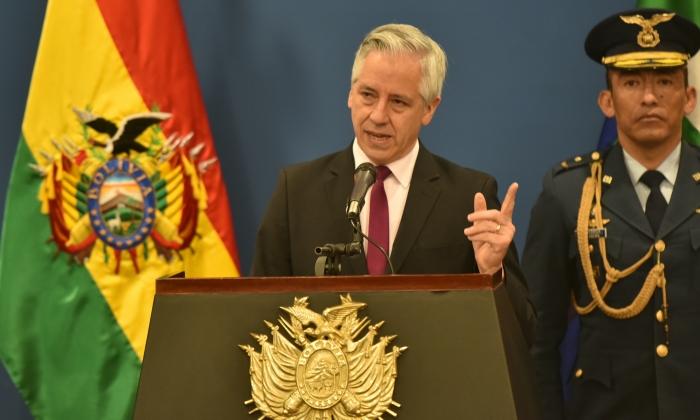 Vicepresidente garantiza fuertes inversiones en Tarija al recordar 202 años de la batalla de