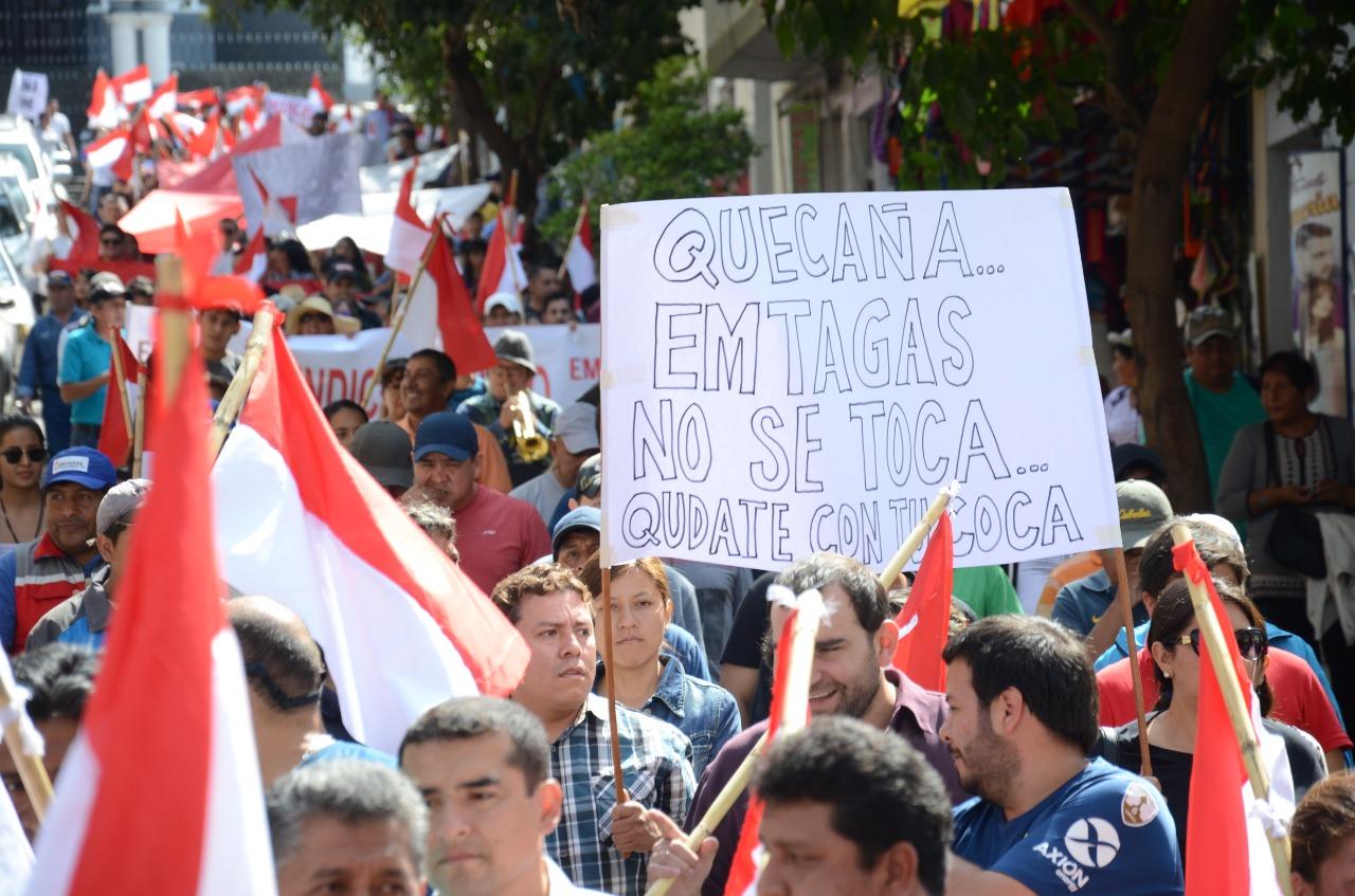 Gobernación de Tarija lamenta ausencia del presidente de la ANH tras intervención en Emtagas Gran Chaco
