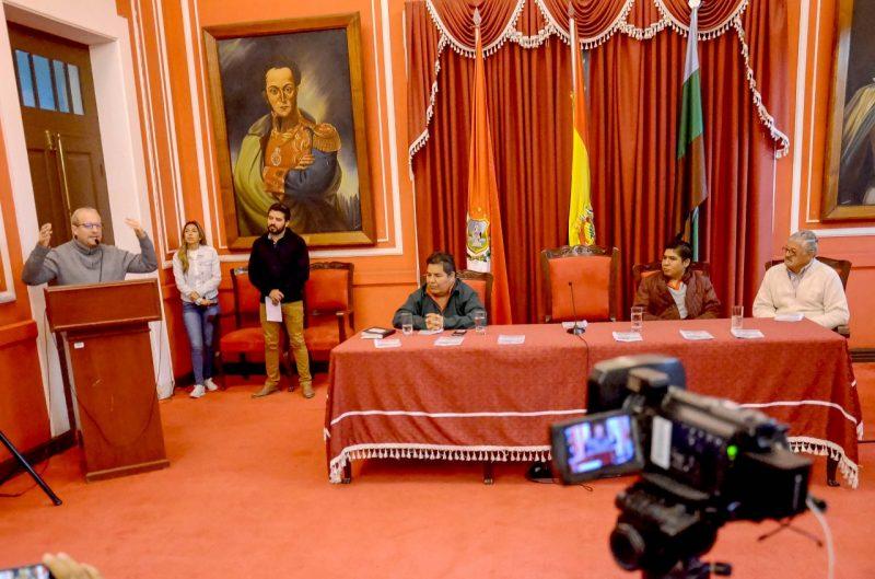 Tarija será sede del nacional de automovilismo a desarrollarse este fin de semana