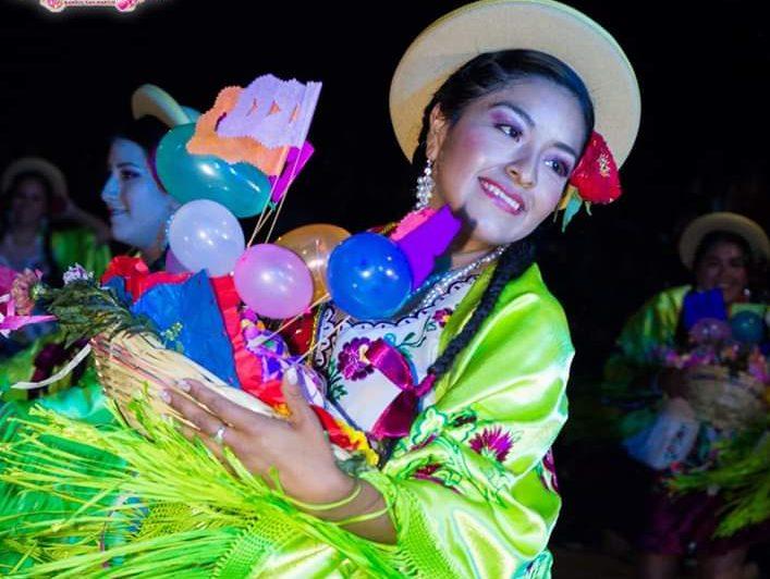 Las comadres Bandeñitas de San Martín representarán a Tarija en Miami - Estados Unidos